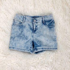 TOMMY HILFIGER denim shorts girls